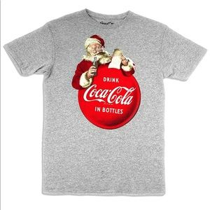 Men's Coca Cola T-Shirt- Vintage Design